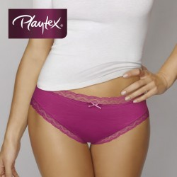 Pack x2 Bragas Playtex Cotton Fancy