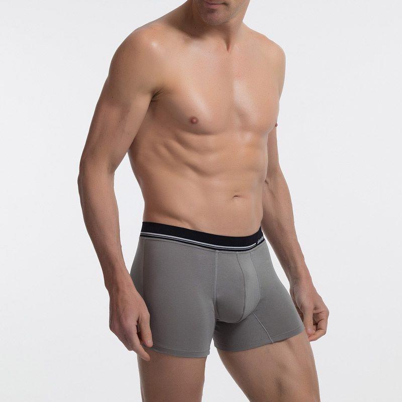 Bóxer cintura extra suave Abanderado costura plana