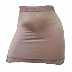 Combinación falda moldeadora con braga