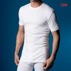 Camiseta manga corta abanderado termal térmica 206