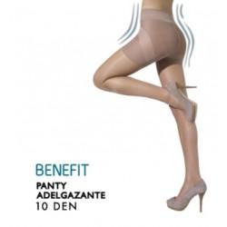 Panty Benefit 10 den con fajita control.