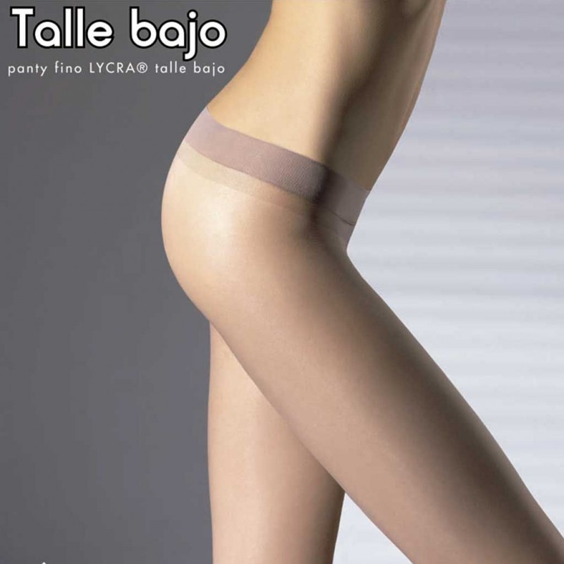 Panty Marie Claire 15 den talle bajo