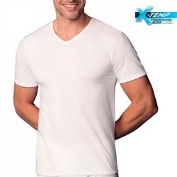 Camiseta cuello pico X-Temp Abanderado
