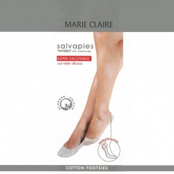 Salvapies invisible sin costuras Marie Claire