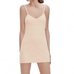 Combinación vestido con tirante fino Marie Claire