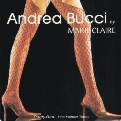 Panty red mediana Andrea Bucci de Marie Claire