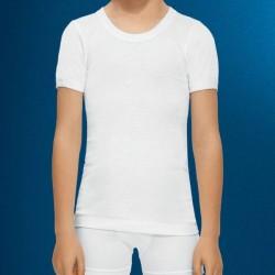 Camiseta niño manga corta Abanderado