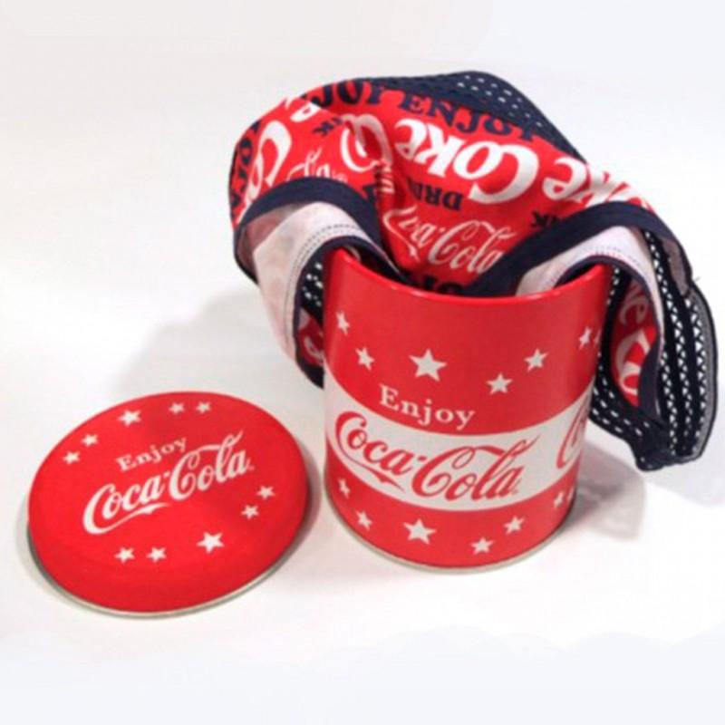 Pack 2 braga Coca-Cola