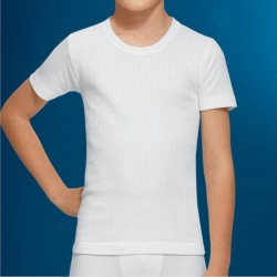 Camiseta niño manga corta termal Abanderado 202