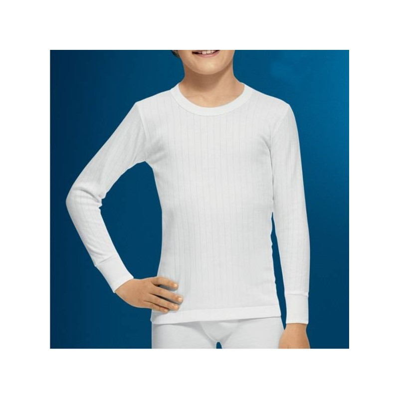 Camiseta niño manga larga termal Abanderado 207
