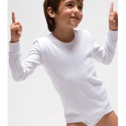 Camiseta niño manga larga termal Rapife