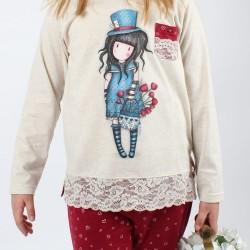 Pijama infantil muñequita Gorjuss Santoro