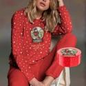 Pijama infantil tejido polar Gorjuss Santoro