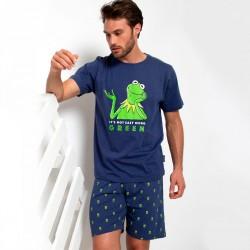 Pijama de hombre de la rana Gustavo
