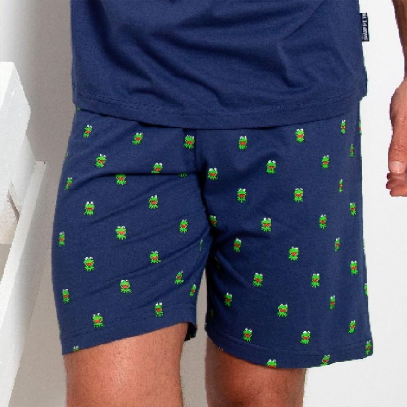 Pantalones cortos a juego