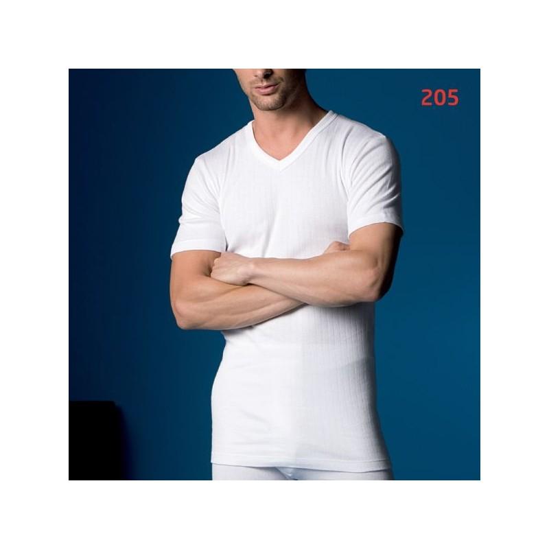 Camiseta manga corta abanderado termal