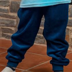 Pijama niño terciopelo Robots