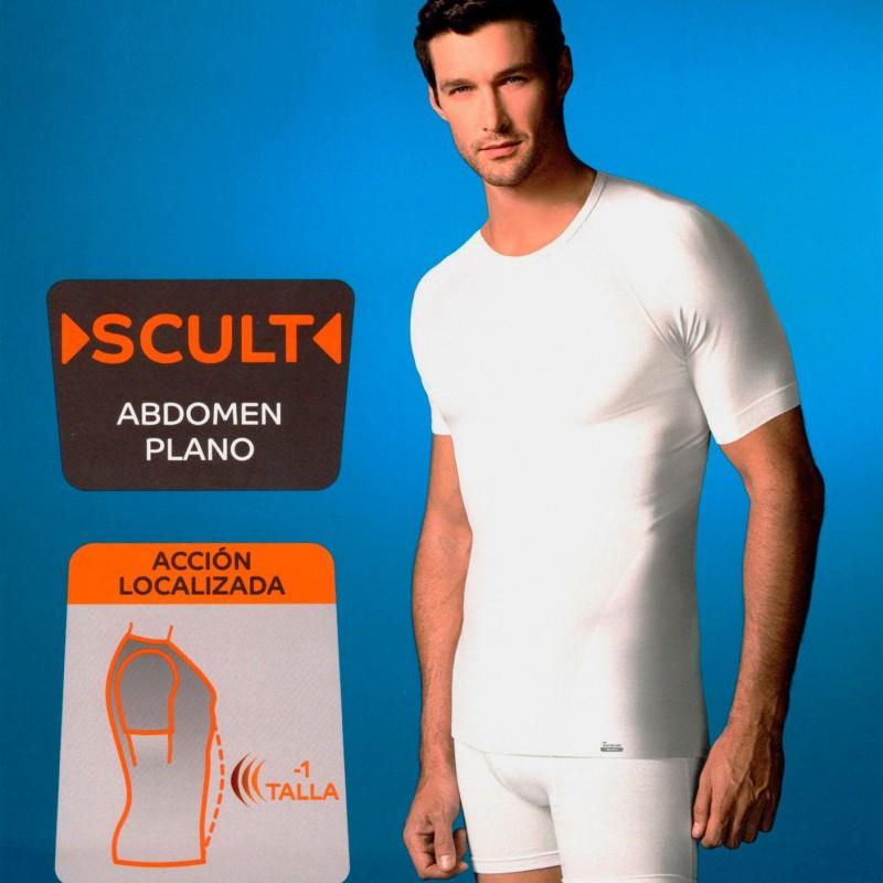 Camiseta abdomen plano Abanderado