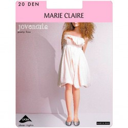 Panty niña lycra fina mate Marie Claire