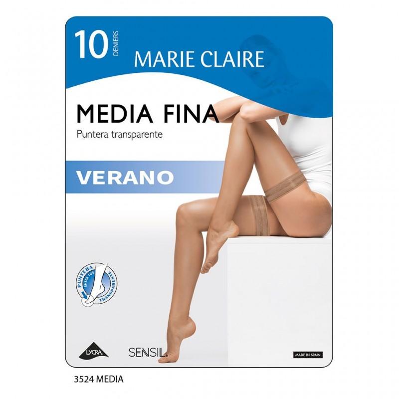 Media liga silicona verano Marie Claire