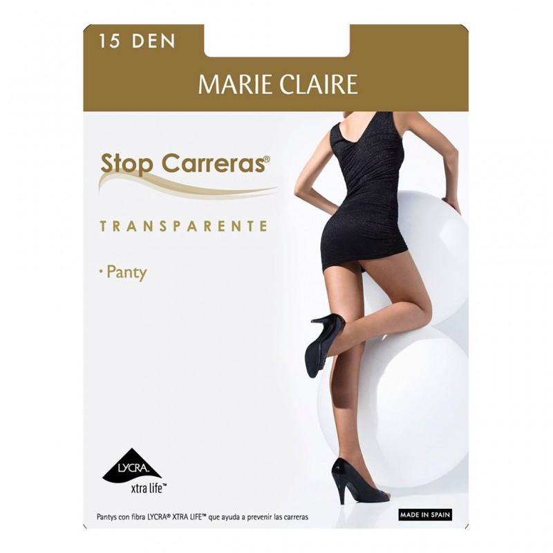 Panty stop carreras 20 den. Marie Claire.