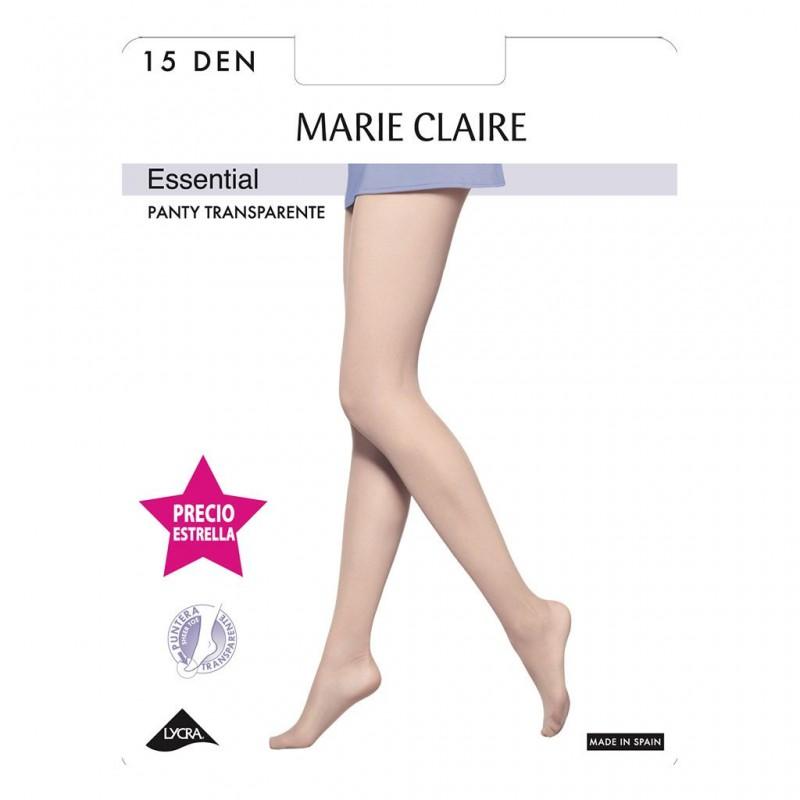 Panty transparente 15 den Essential Marie Claire