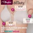 Características del nuevo sujetador Playtex Ideal Beauty
