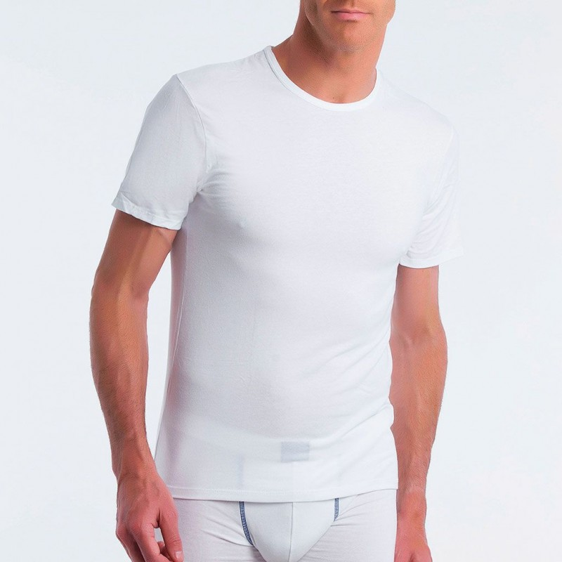 Camiseta algodón ASA040W X-Temp Abanderado