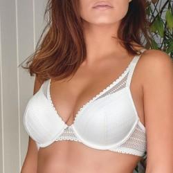 Bralette Selene Vivian de encaje elástico