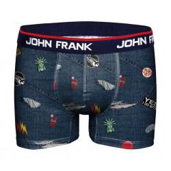 Bóxer Jeans Roto Jhon Frank