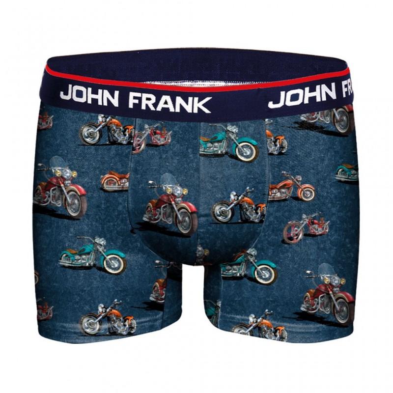 Bóxer Motorcycle Jhon Frank