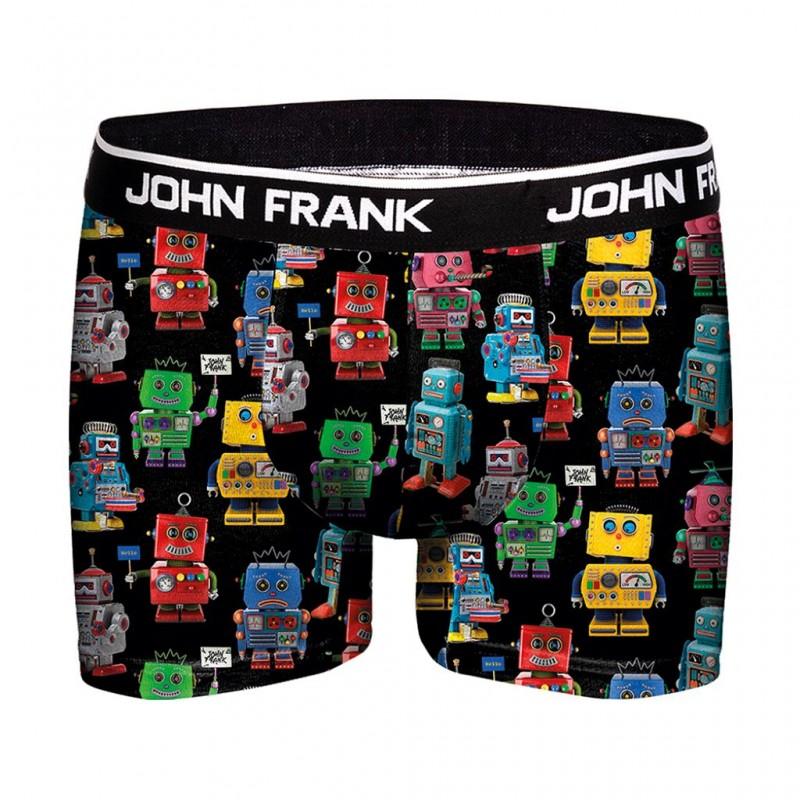 Bóxer Robotic Jhon Frank
