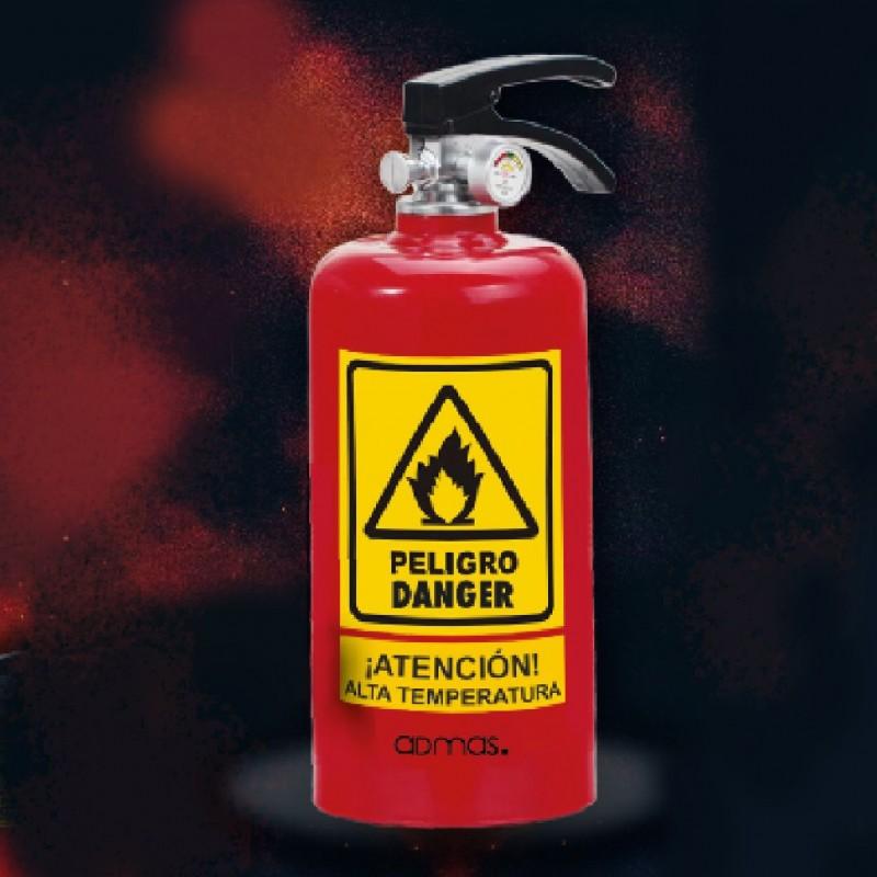 Bóxer Alta Temperatura con extintor