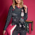 Pijama infantil A Starry Night Santoro