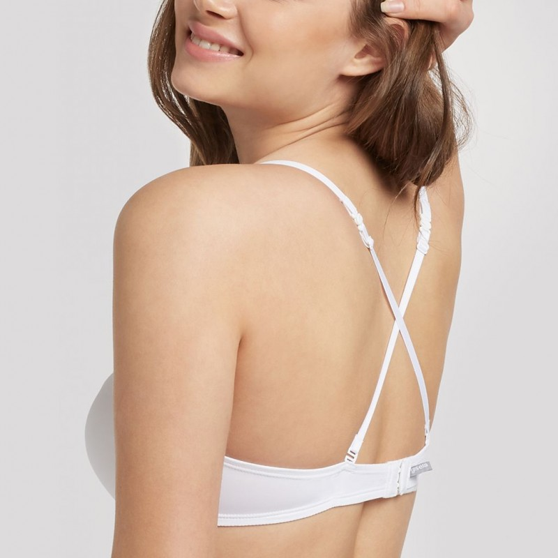 Sujetador push up multiposiciones Gisela Basics 1/0105