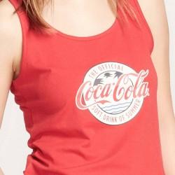 Pijama corto de mujer Coca-Cola