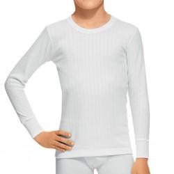 Camiseta niño manga larga termal algodón Abanderado