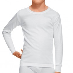 Camiseta niño manga larga termal Abanderado