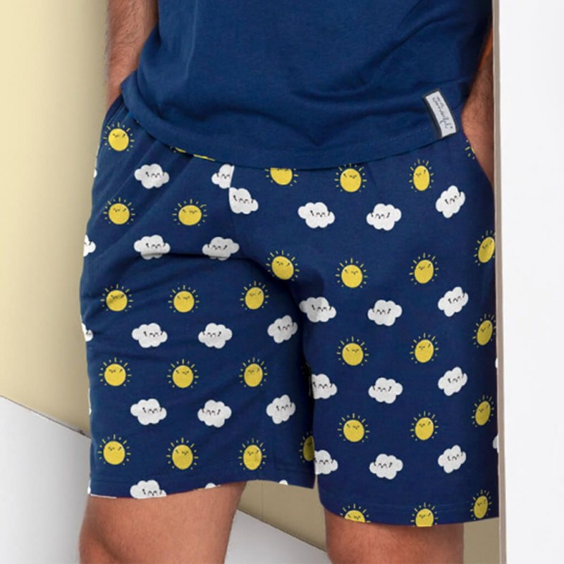 Pijama hombre My day start Mr Wonderful