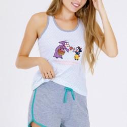 Pijama mujer tirantes...