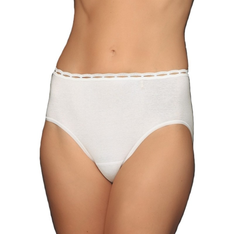 Braga 32082 mujer cintura fantasía Avet de algodón