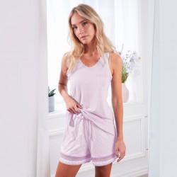 Pijama tejido viscosa Admas