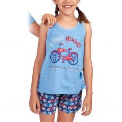 Pijama niña I feel good Admas