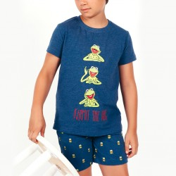 Pijama niño rana Gustavo Admas