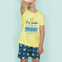 Pijama infantil aguacate...