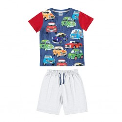 Pijama niño cars Tobogan