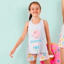 Pijama niña Donuts Mr....