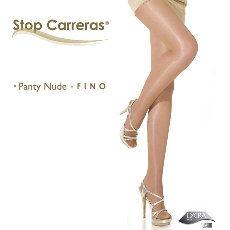 Panty verano stop carreras 8 deniers Marie Claire