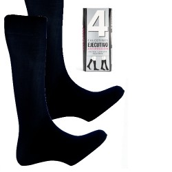 Pack 2 calcetines ejecutivos antipress Berkshire