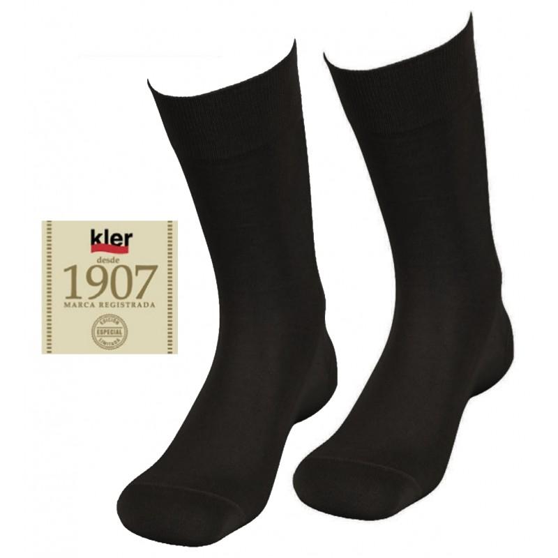 Calcetín Hilo de Escocia Kler 6328